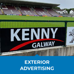 exterior advertising